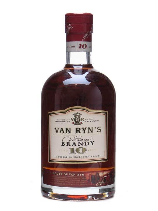 Van Ryn's 10 Year Old Brandy
