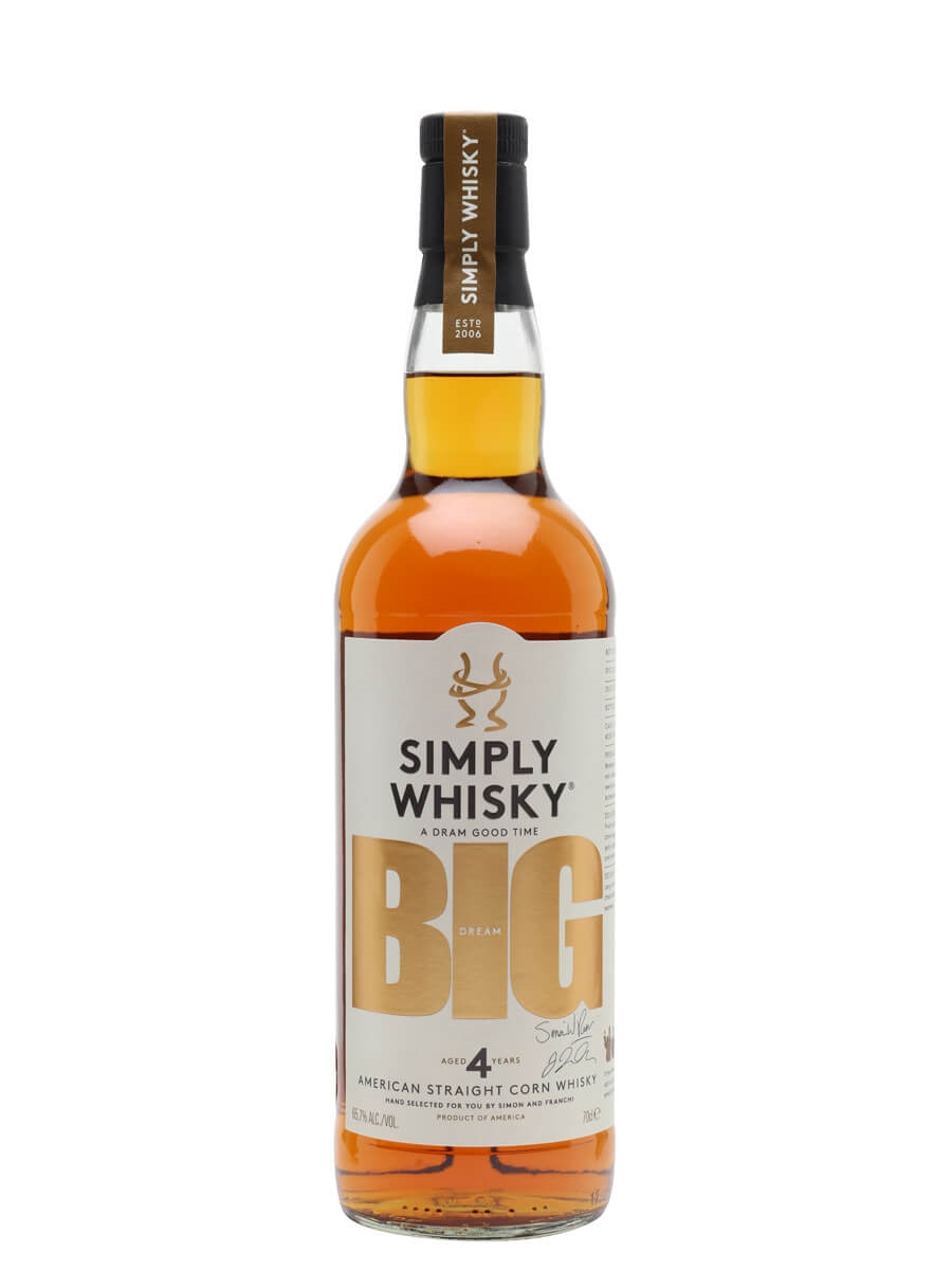 Balcones 2016 / 4 Year Old / Simply Whisky Dream Big