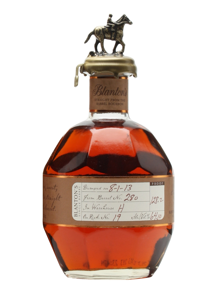 Straight From The Factory With Clint Black S Guitar: Blanton's Straight From The Barrel (64.1%) : The Whisky