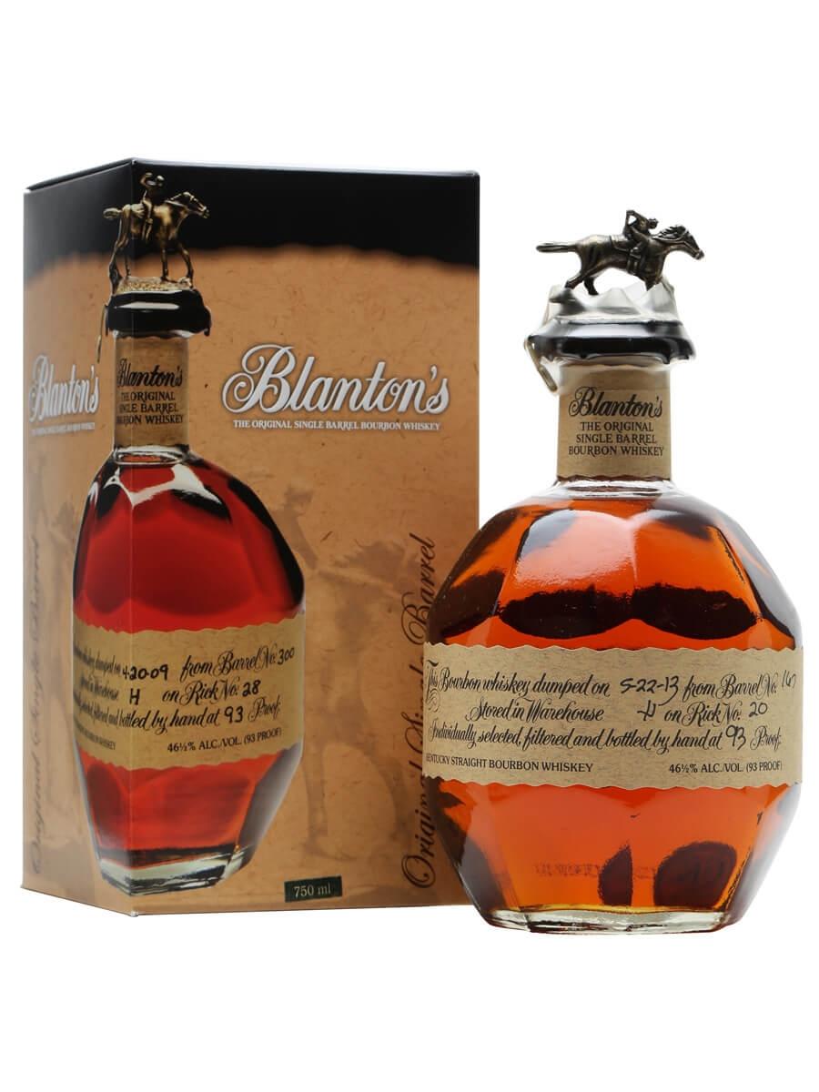 Blanton's Original (75cl bottle)
