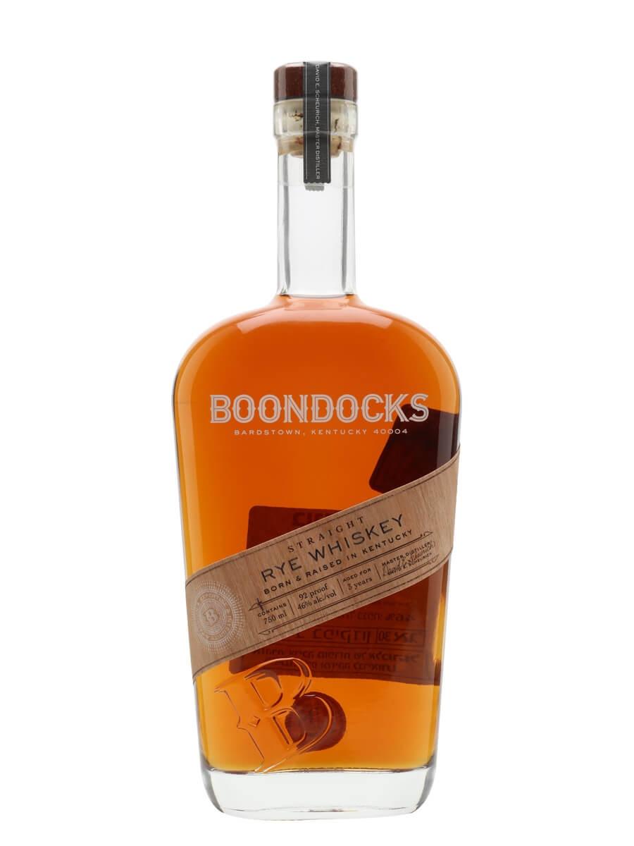 Boondocks 3 Year Old Straight Rye