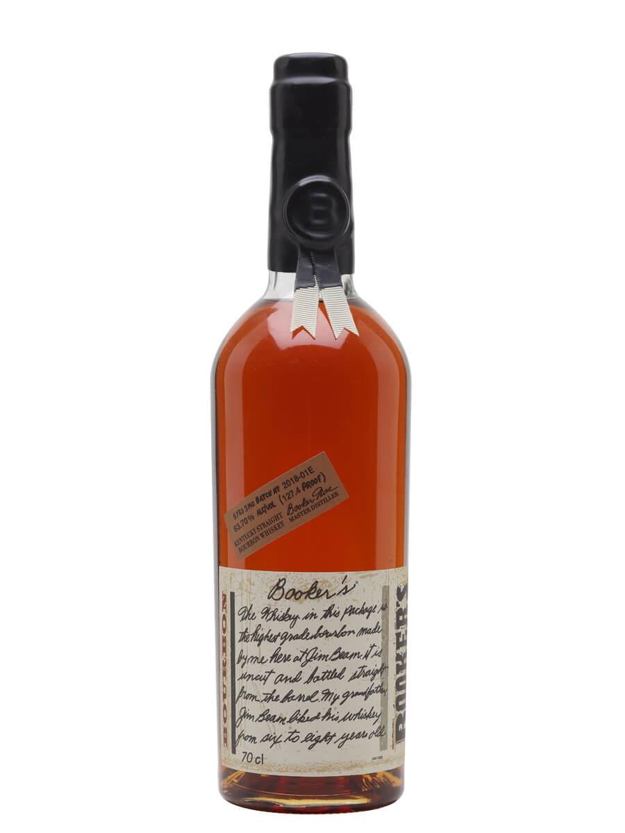 Booker's Bourbon (63.2%)