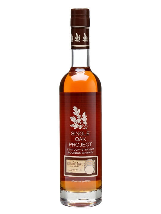 Buffalo Trace Single Oak Project The Whisky Exchange