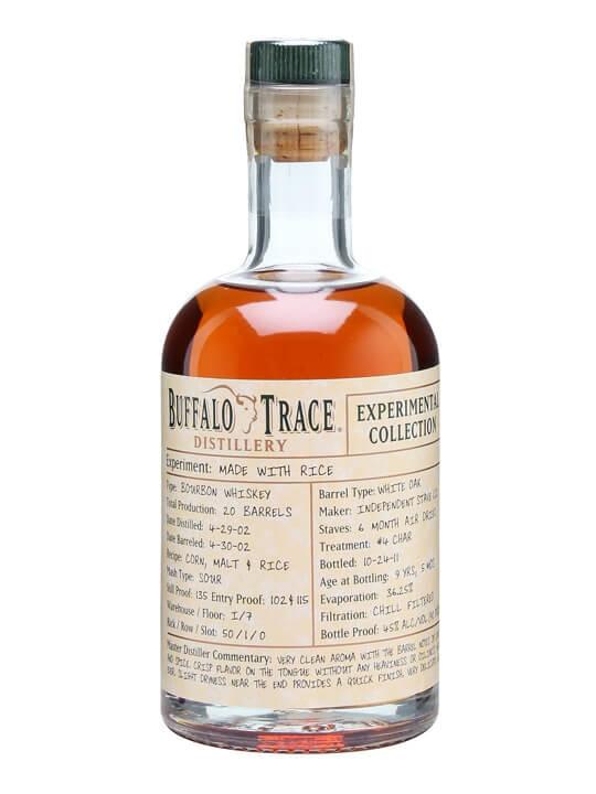 Buffalo Trace Experimental / Made With Rice