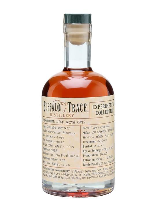 Buffalo Trace Experimental / Made with Oats