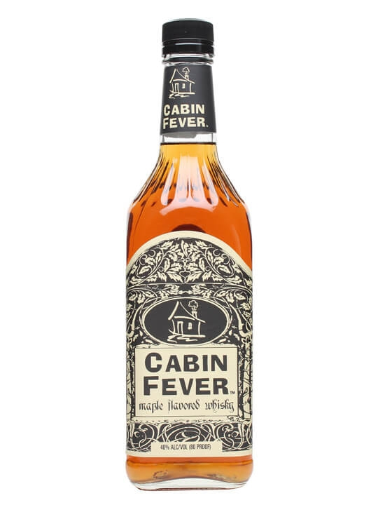 Cabin Fever Maple Whiskey The Whisky Exchange