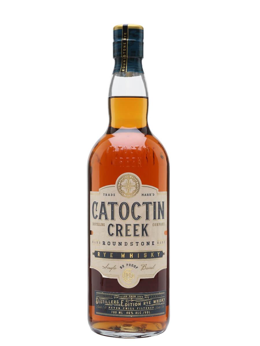 Catoctin Creek Roundstone Rye 92