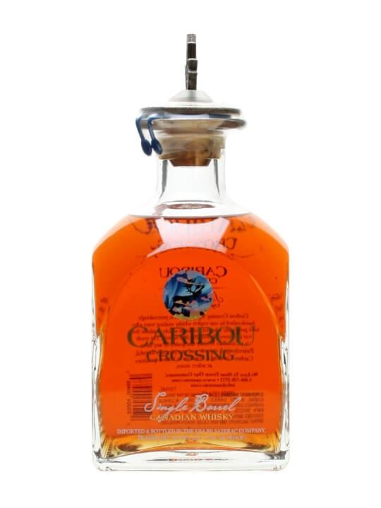 Caribou Crossing / Single Barrel Canadian Whisky