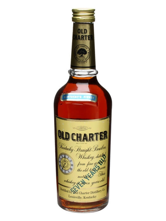 Old Charter Bourbon 7 Year Old Bot 1970s The Whisky Exchange