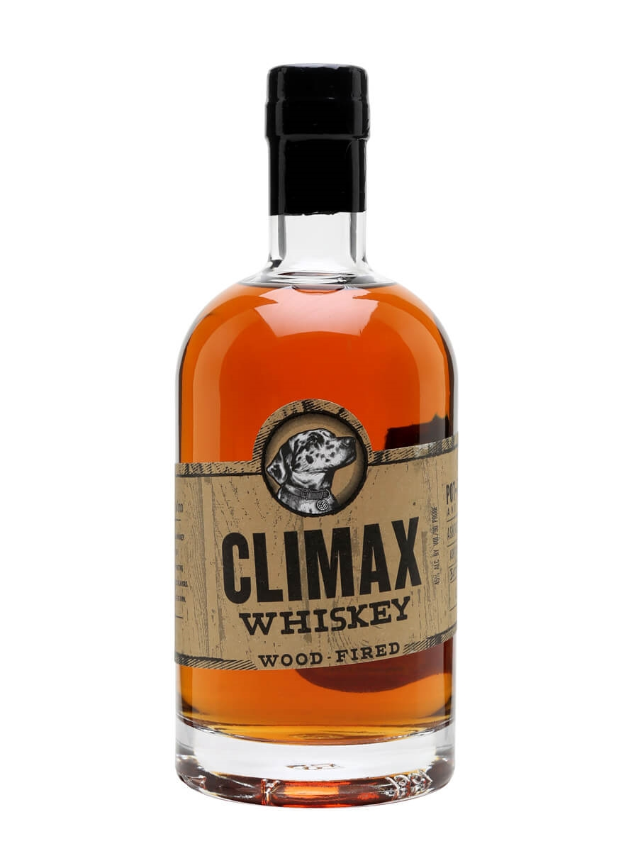 climax wood fired whiskey the whisky exchange
