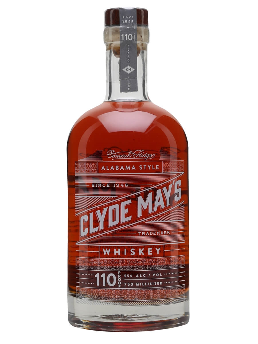 Clyde May's Special Reserve Whiskey