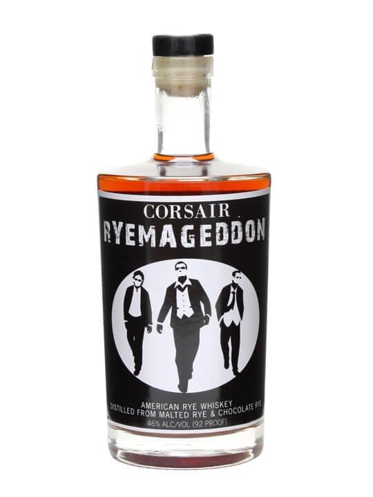 Corsair Ryemageddon Rye Whiskey