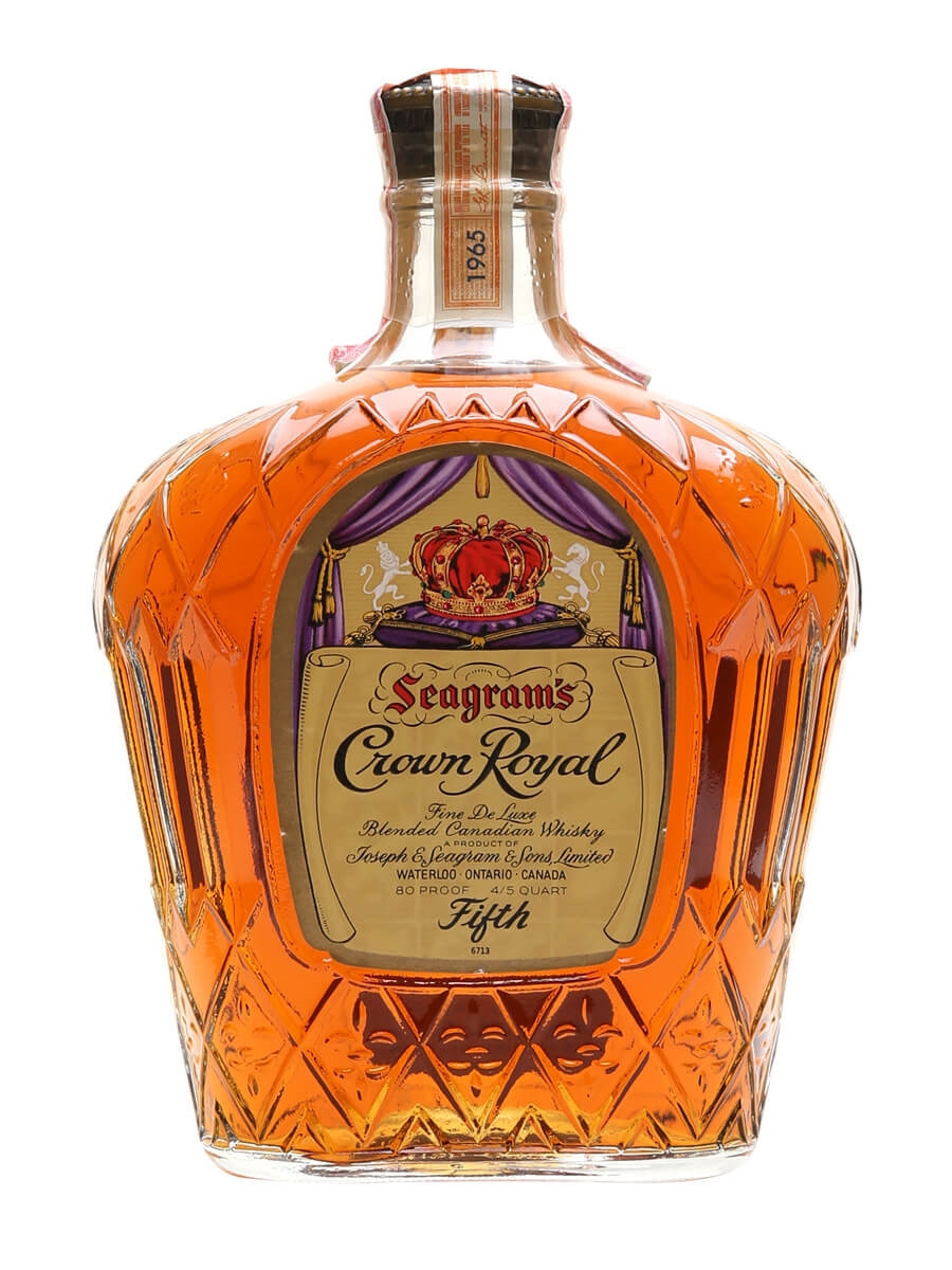 Crown Royal Distilled 1965 The Whisky Exchange