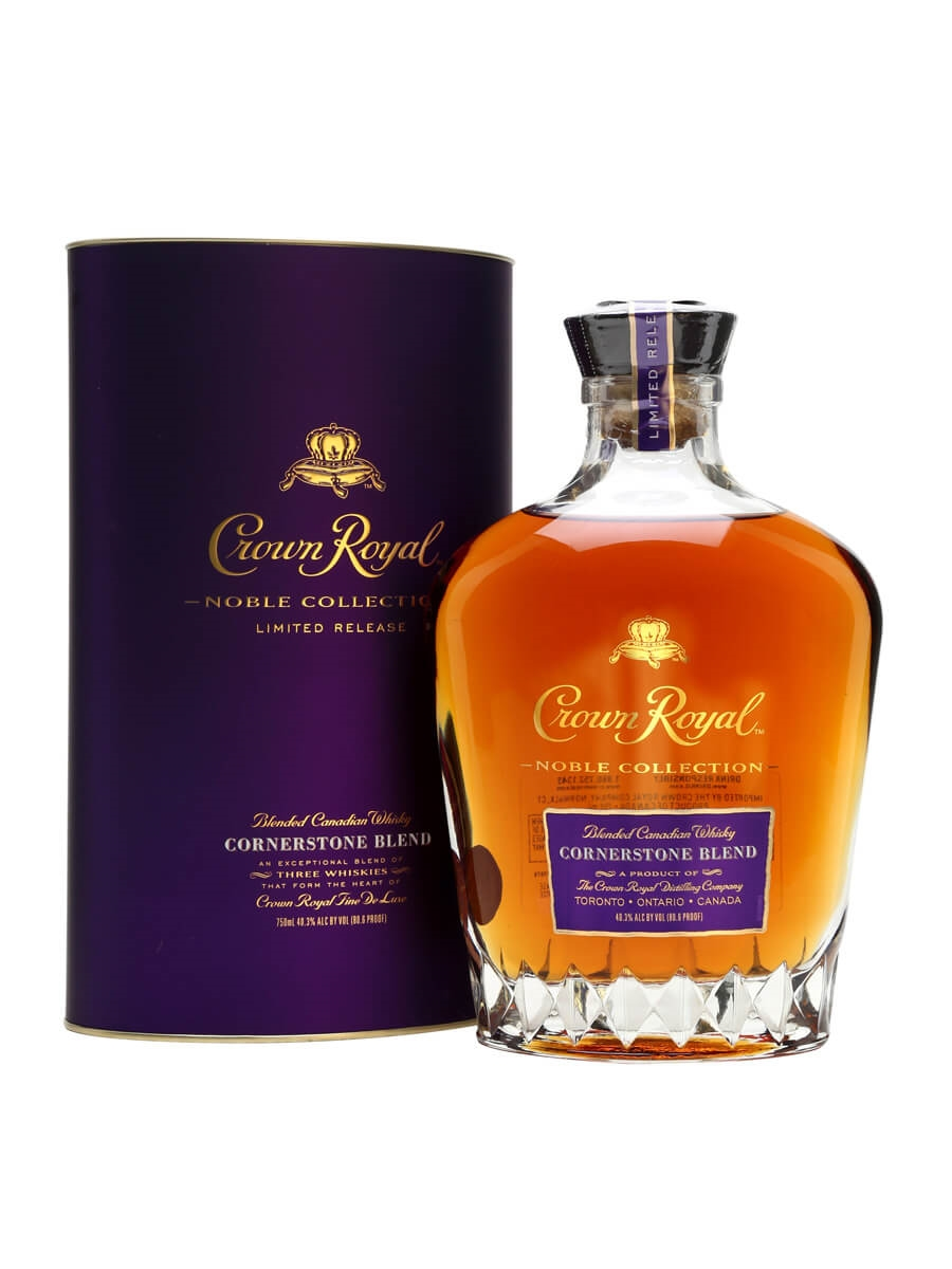 Crown Royal Cornerstone Blend / Noble Collection