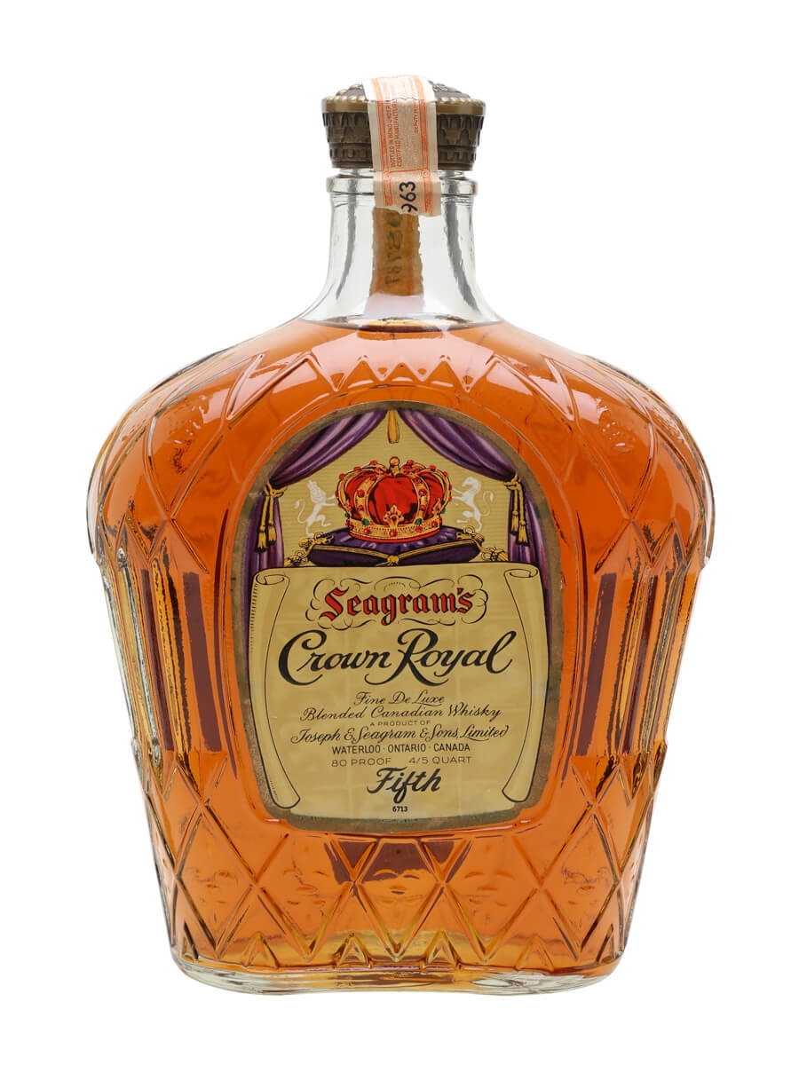 Crown Royal Distilled 1963 The Whisky Exchange