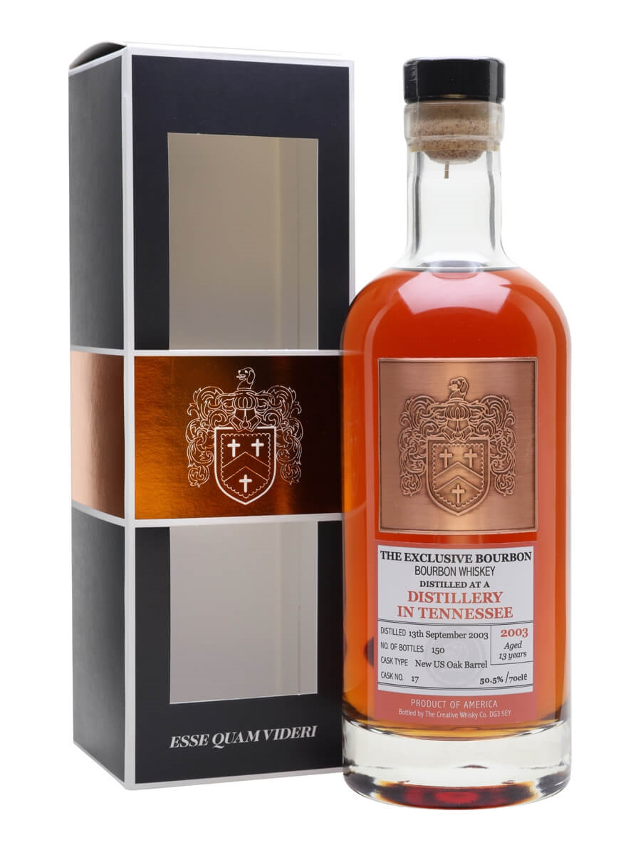 Tennessee 2003 / 13 Year Old / The Exclusive Bourbon
