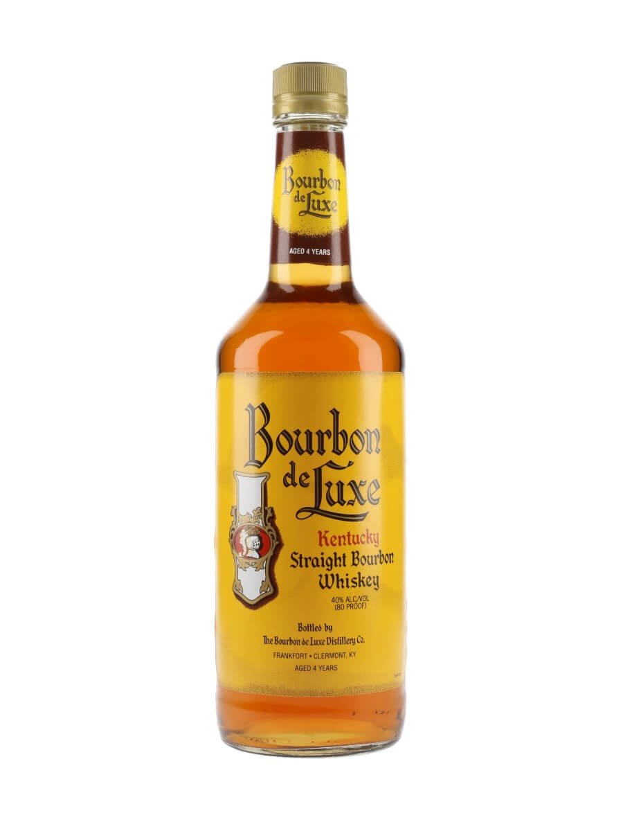 Bourbon Deluxe 4 Year Old