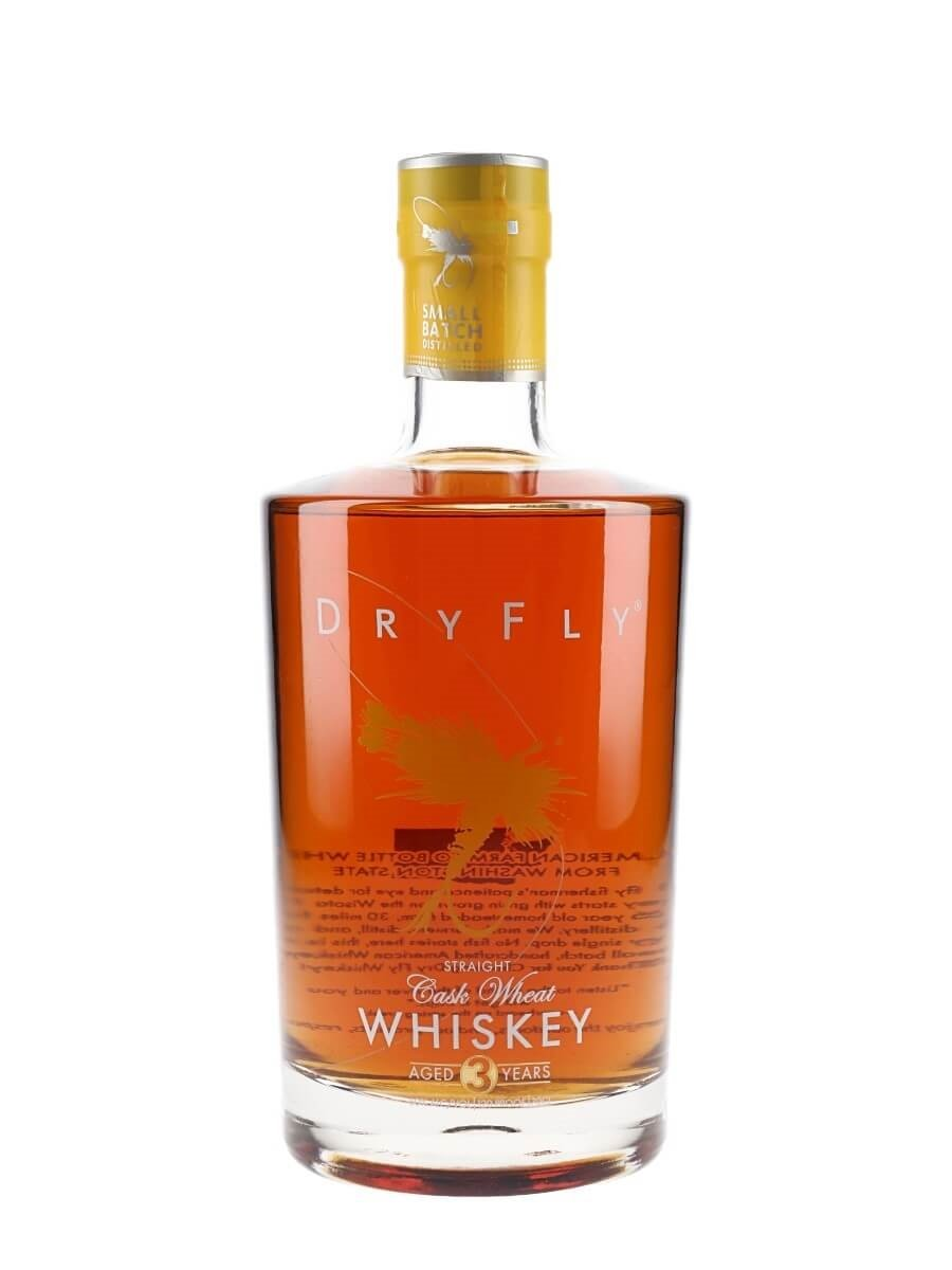 Dry Fly Wheat Whiskey Cask Strength The Whisky Exchange