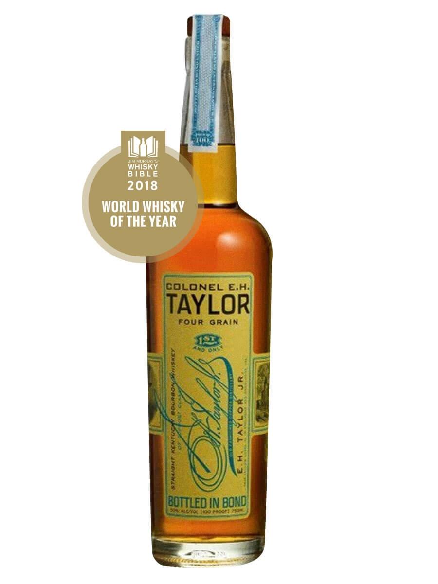 E. H. Taylor Four Grain