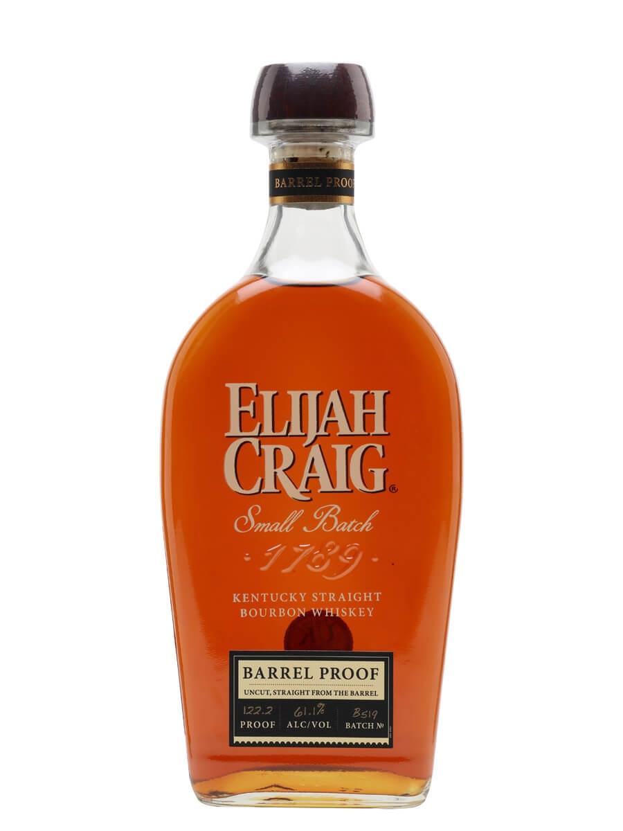 Elijah Craig 12 Year Old Barrel Proof (61.1%)