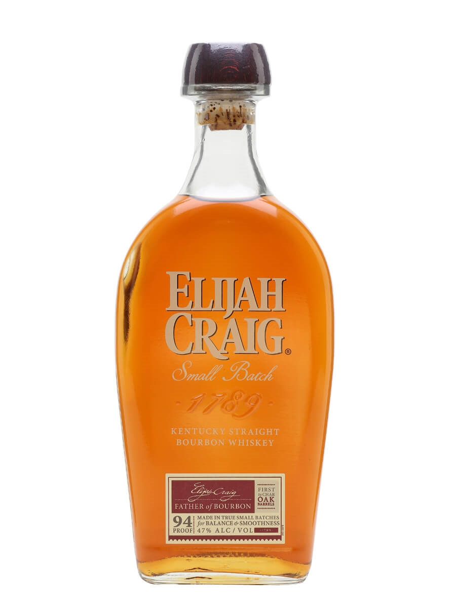 Review No.247. Elijah Craig Small Batch