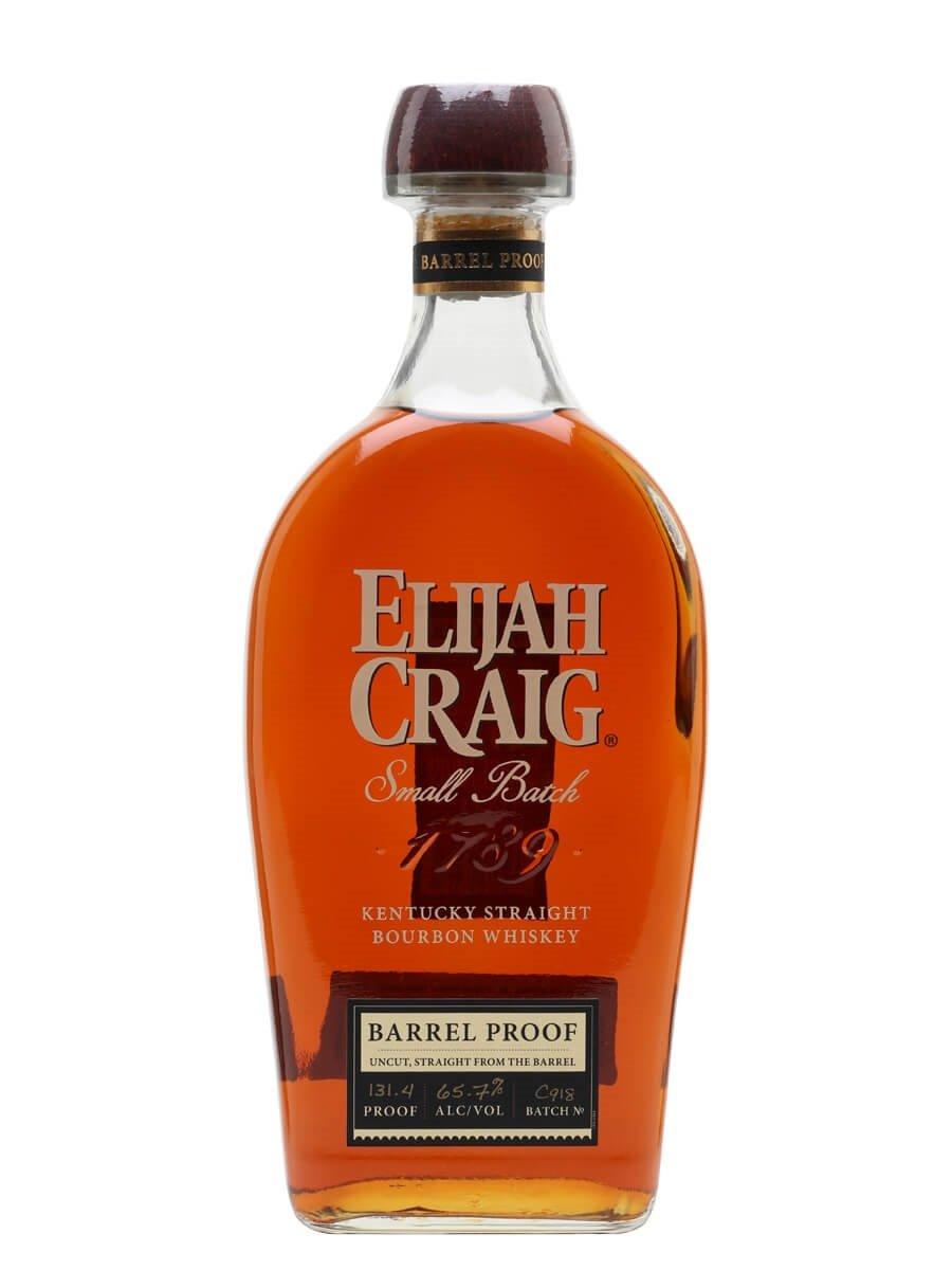 Elijah Craig 12 Year Old Barrel Proof (65.7%)