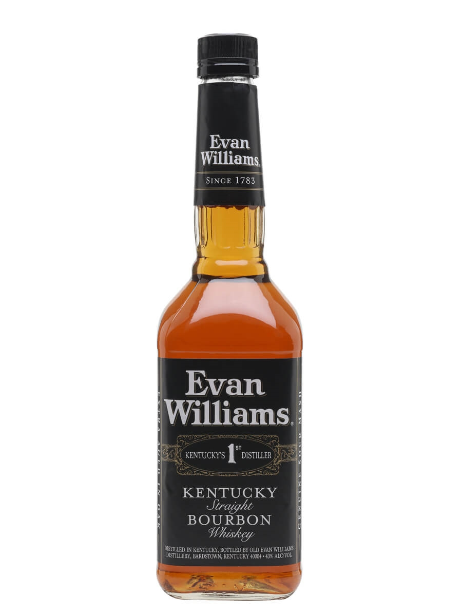 Review No.155. Evan Williams Extra Aged