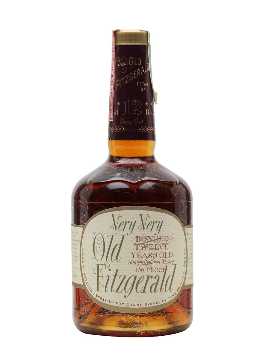 Very Very Old Fitzgerald 12 Year Old / Bot.1980s / 50% / 75cl