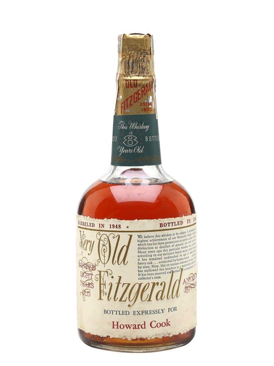 Very Old Fitzgerald 1948 / 8 Year Old / Bot.1956