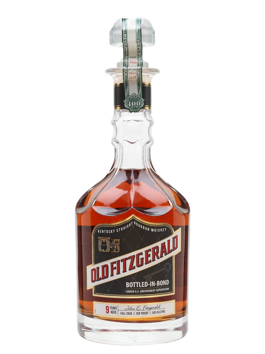Old Fitzgerald Bottled in Bond 9 Year Old