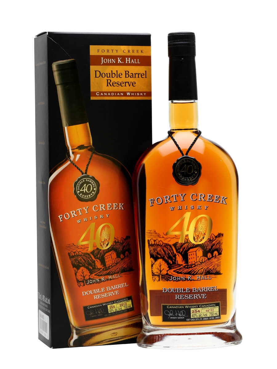 Forty Creek Double Barrel Reserve The Whisky Exchange