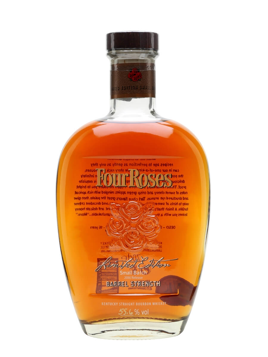 Four Roses Small Batch Limited Edition / Bot.2016