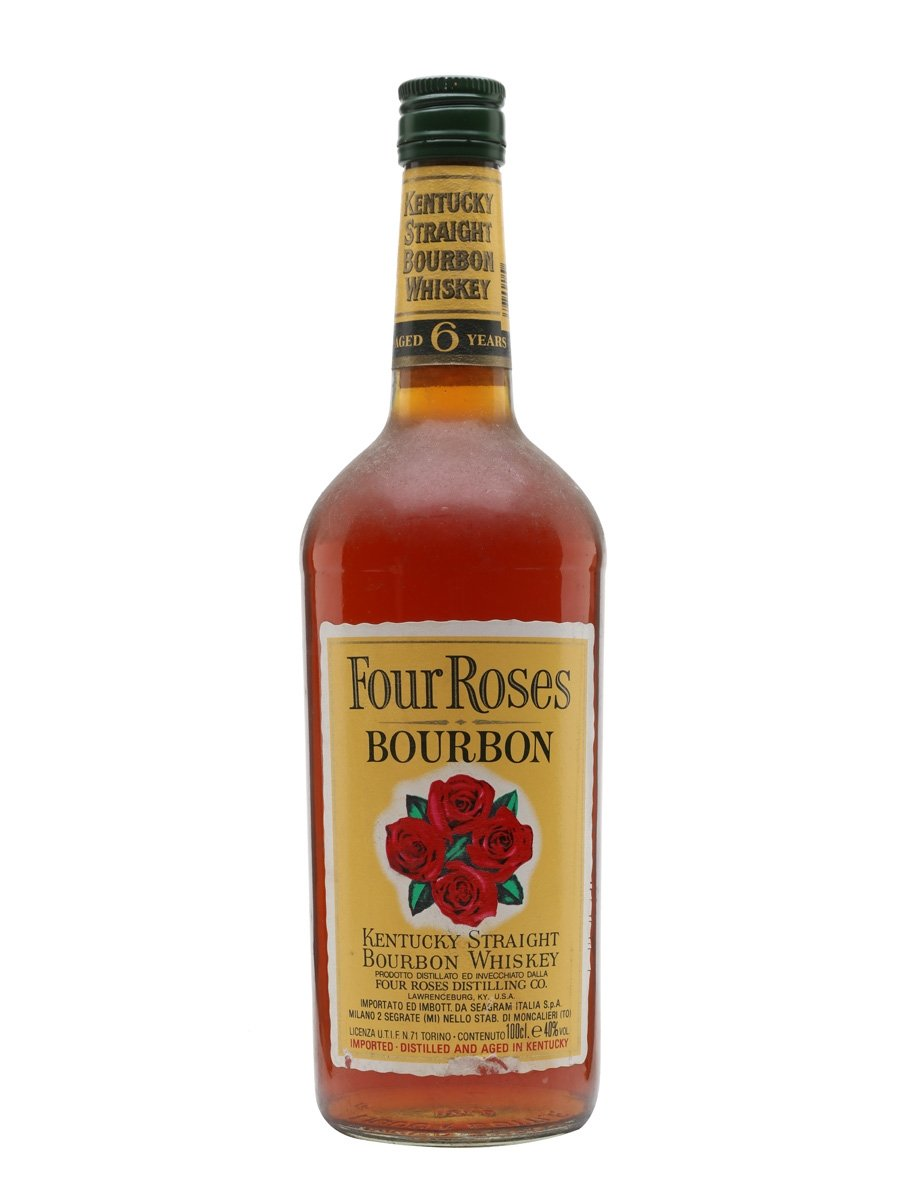 Four Roses 6 Year Old / Bot.1980s / Litre