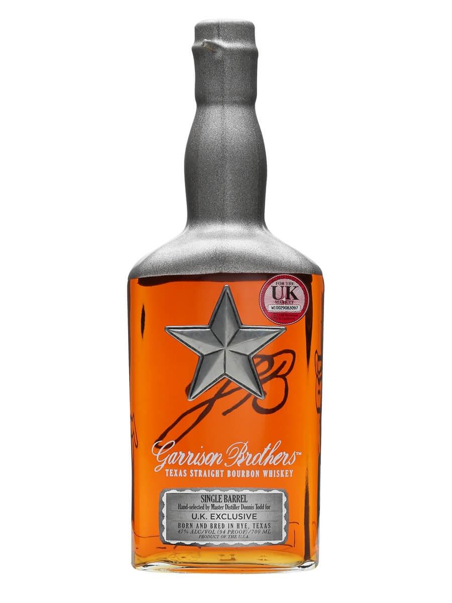 Garrison Brothers Single Barrel Bourbon 2011 / 3 Year Old