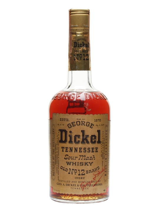 George Dickel No.12 - Bot.1980s : The Whisky Exchange