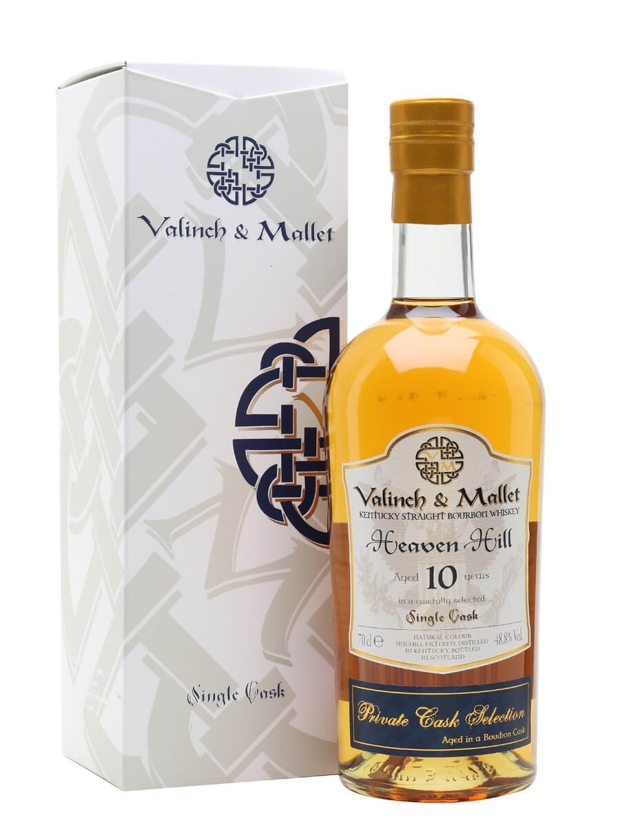 Heaven Hill 10 Year Old / Valinch & Mallet