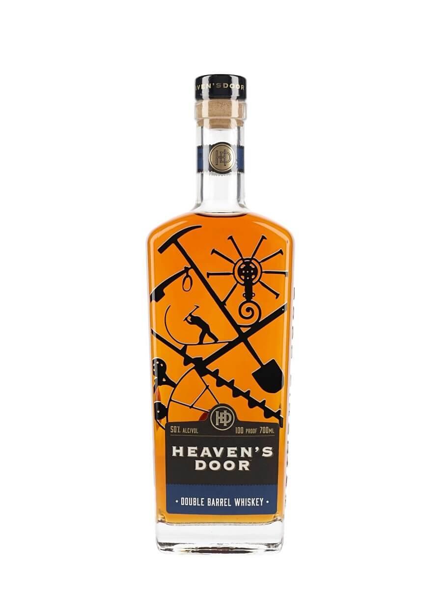 Heavens Door Double Barrel American Whiskey