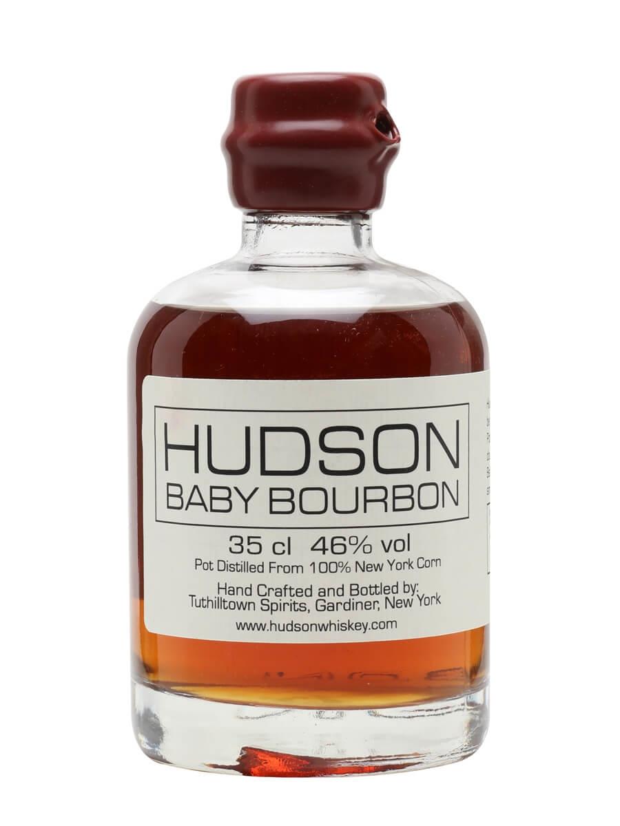 Hudson Baby Bourbon / Tuthilltown Distillery / Half Bottle