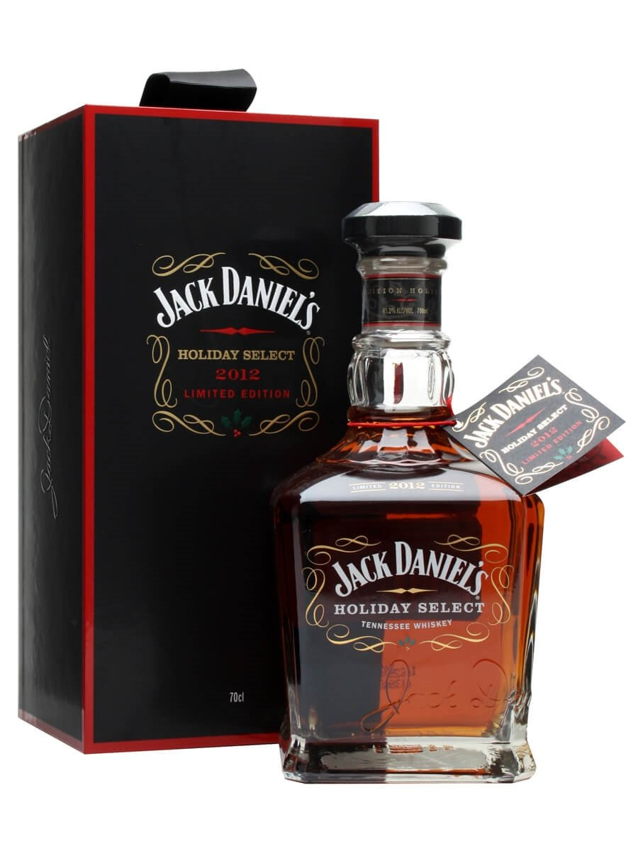Jack Daniel S Holiday Select 2012 The Whisky Exchange