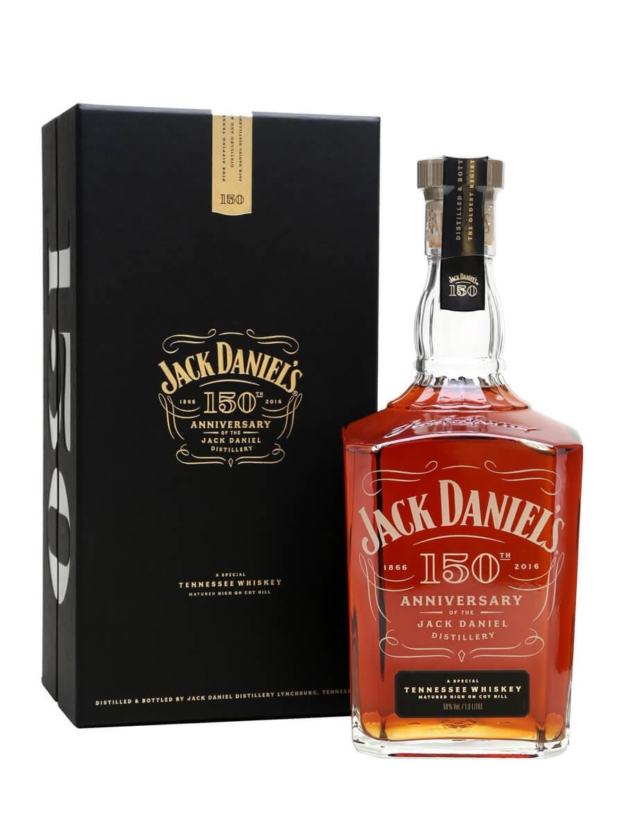 Jack Daniel's 150th Anniversary Edition / Litre