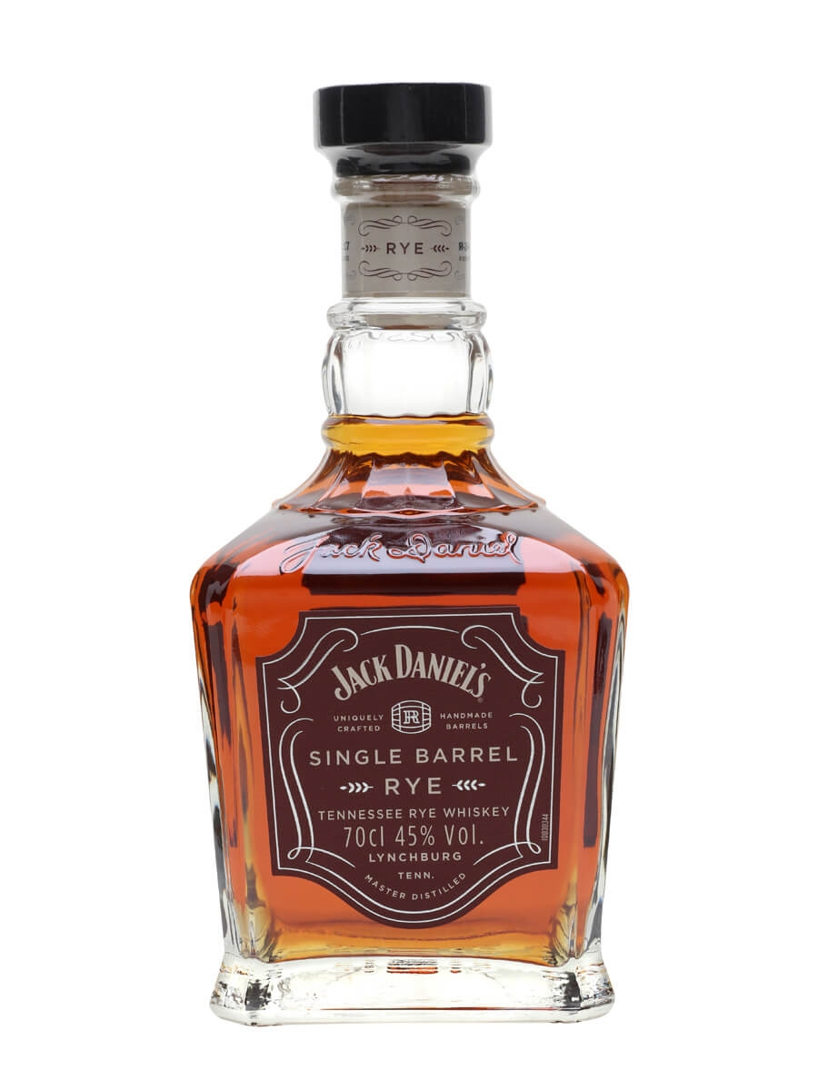 Jack Daniel\'s Single Barrel Rye : The Whisky Exchange
