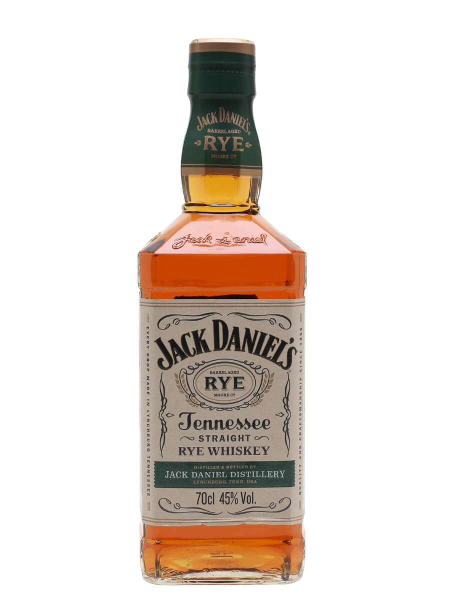 a79dbe3b72 Jack Daniel s Tennessee Straight Rye   The Whisky Exchange