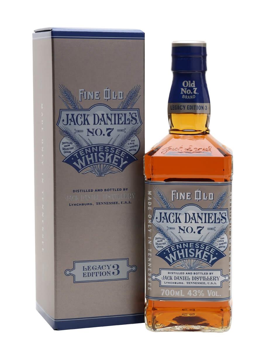 Jack Daniel's Legacy Sour Mash / Edition 3