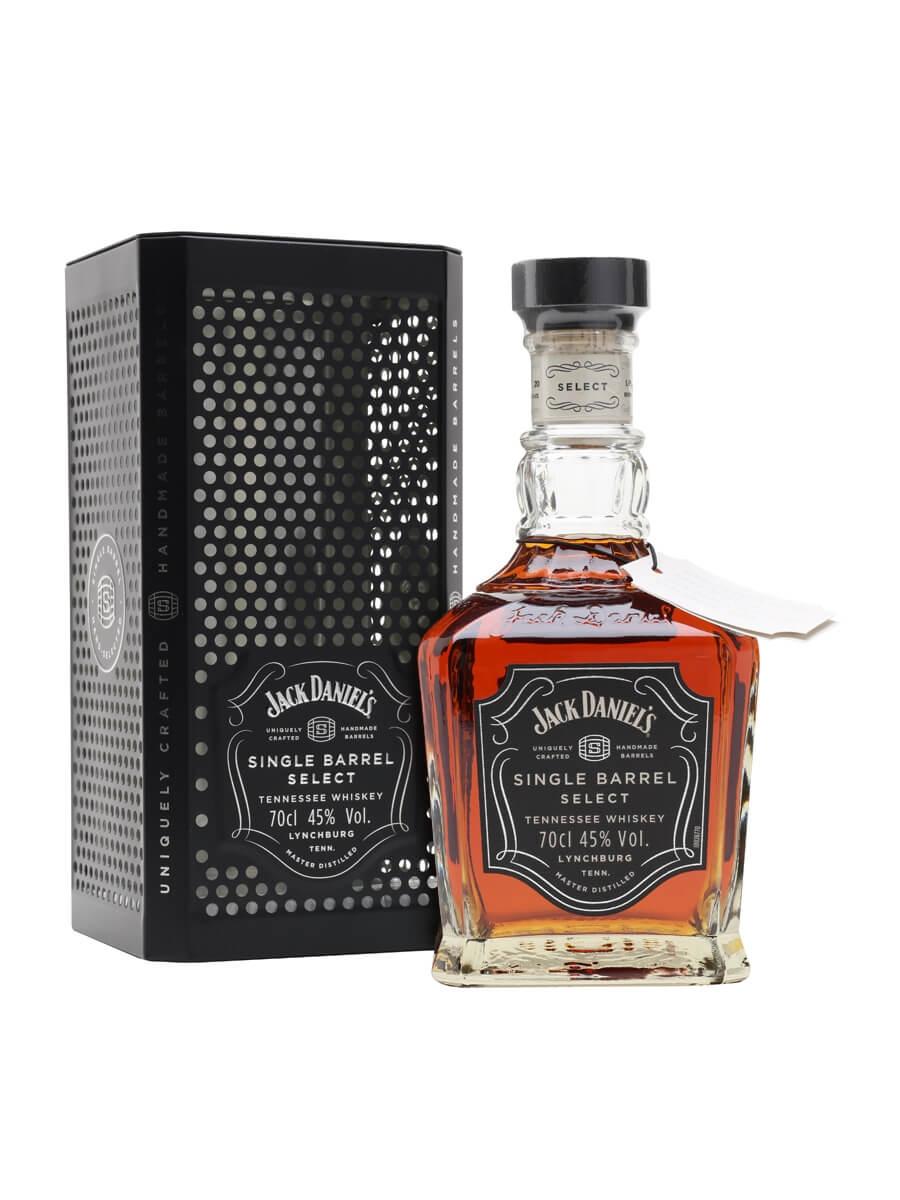 Jack Daniel's Single Barrel Select / Tin Cage