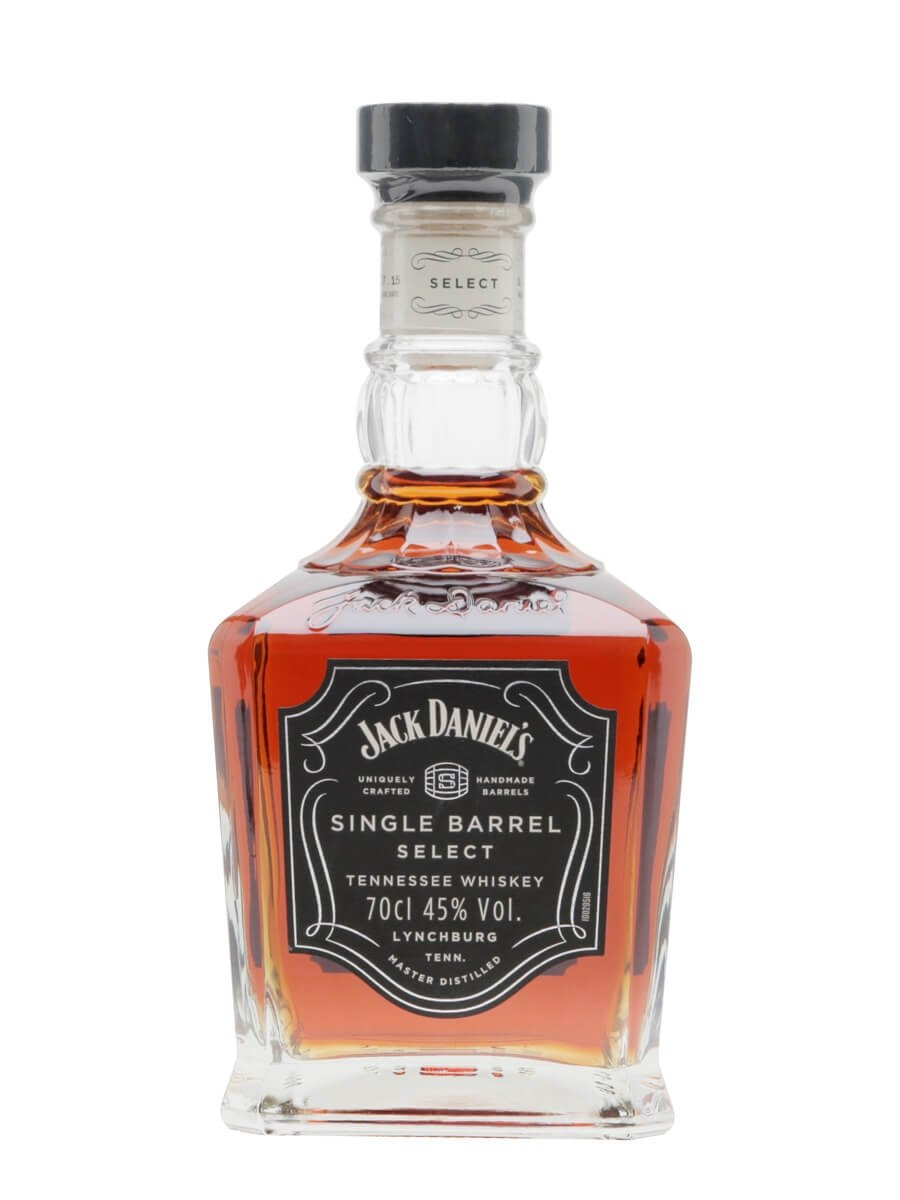Review No.191. Jack Daniel's Single Barrel Select