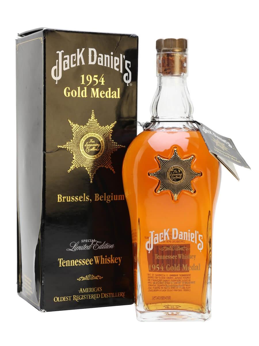 Jack Daniel's 1954 Gold Medal