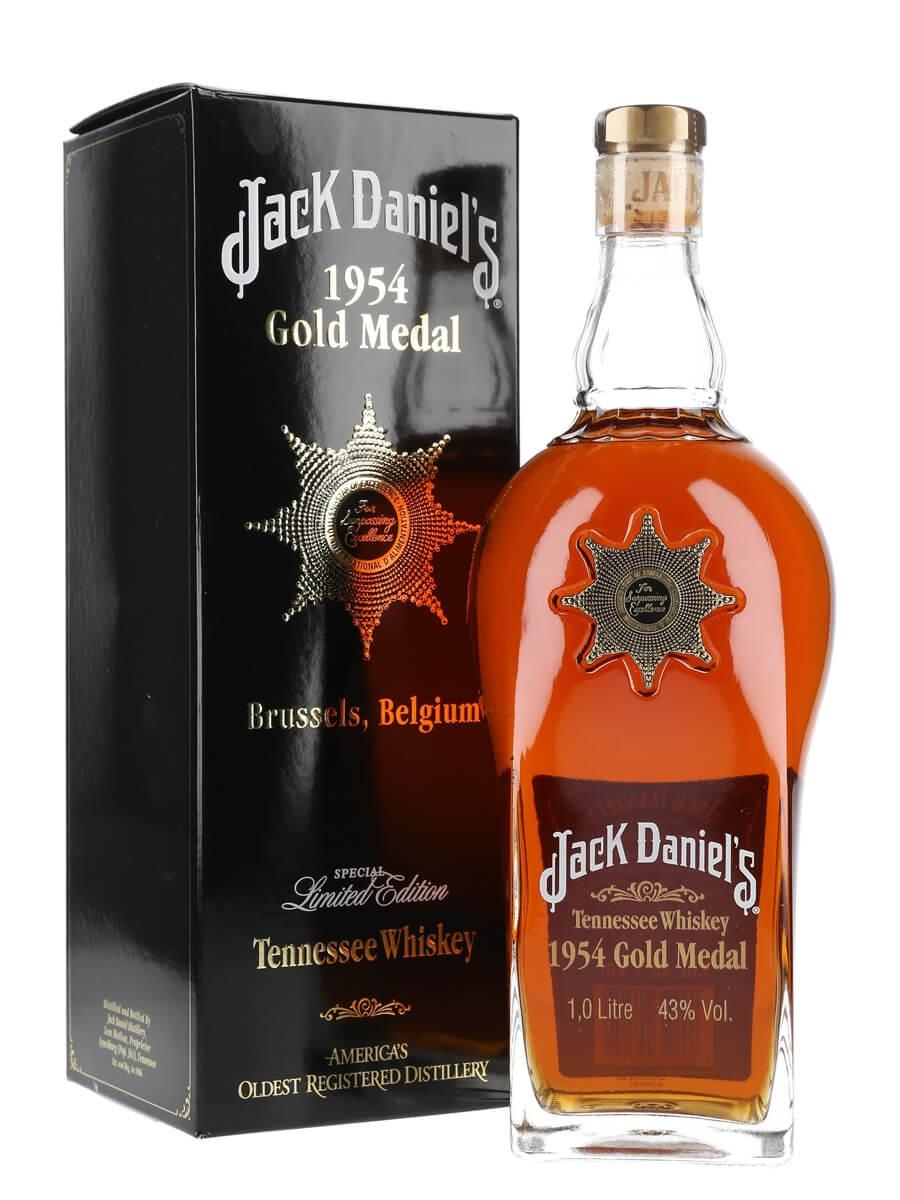 Jack Daniel's 1954 Gold Medal / Litre