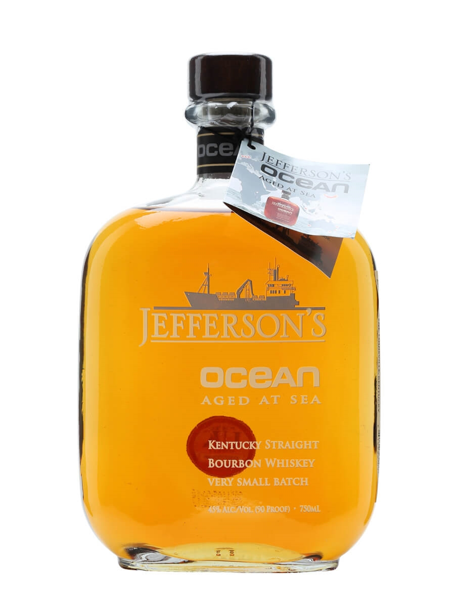 Jefferson's Ocean / Aged At Sea
