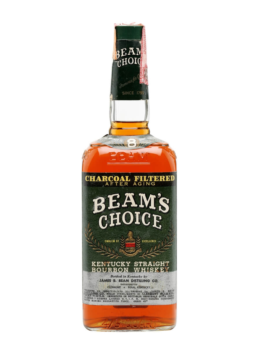 Beam S Choice 8 Year Old Bot 1970s The Whisky Exchange