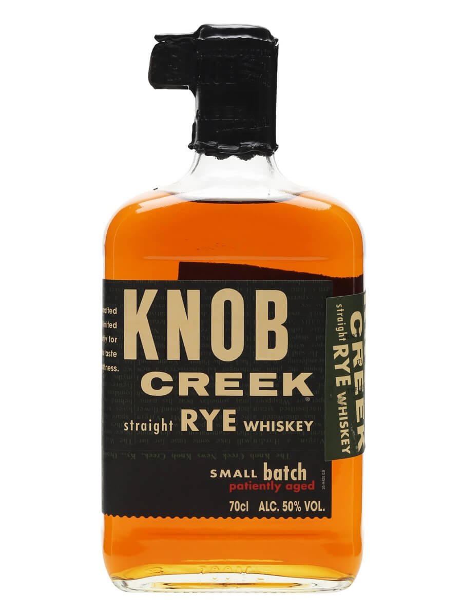 Knob Creek Rye : The Whisky Exchange